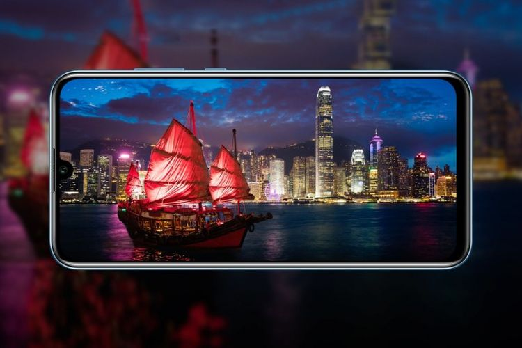 Spesifikasi dan Harga Resmi Ponsel Honor 10 Lite, Punya RAM 6 GB