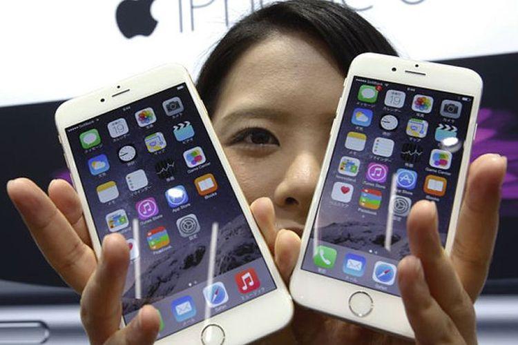 Penjualan Ponsel di Tiongkok Lesu Tahun Lalu, Hanya 101 Juta Ponsel