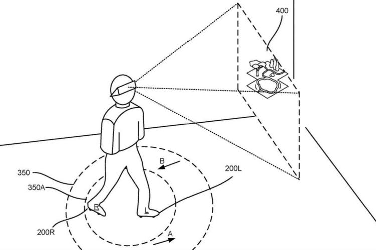 Google Bikin Sepatu Berteknologi VR dan AR, Ini Kecanggihannya