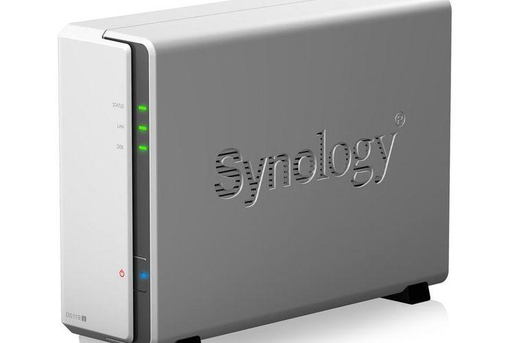 Synology DiskStation DS119j , NAS untuk Kebutuhan Pengguna Rumahan