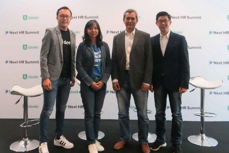 Sleekr Dukung Perkembangan Revolusi Industri 4.0 di Indonesia