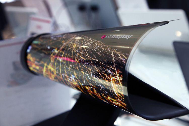 LG akan Pasok Layar Lipat untuk Ponsel Xiaomi, Lenovo, dan Huawei