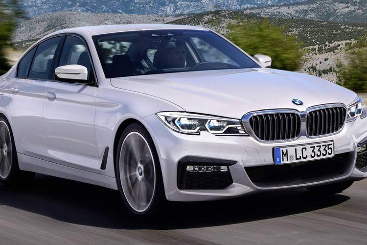 Tantang Didi Chuxing, BMW akan Buka Layanan Taksi Online di Tiongkok