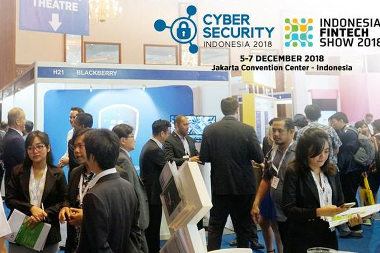 Tarsus Indonesia Gelar Cyber Security dan Fintech Indonesia 2018