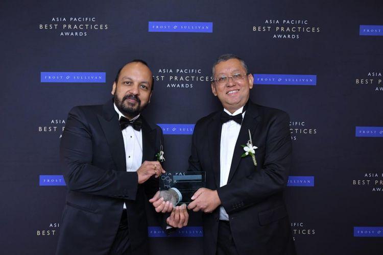 Lintasarta Jadi Perusahaan Penyedia Infrastruktur Smart City Terbaik