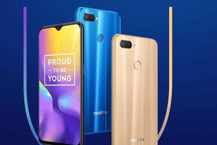 Ceraikan Snapdragon, Ini Alasan Realme U1 Gunakan MediaTek Helio P70