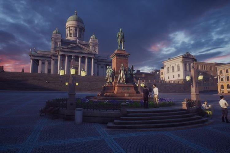 Manfaatkan VR, Kota Helsinki Siap Pikat Satu Juta Wisatawan