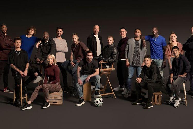 OTRO: Hubungkan Pemain Sepak Bola Kelas Dunia dengan Fansnya