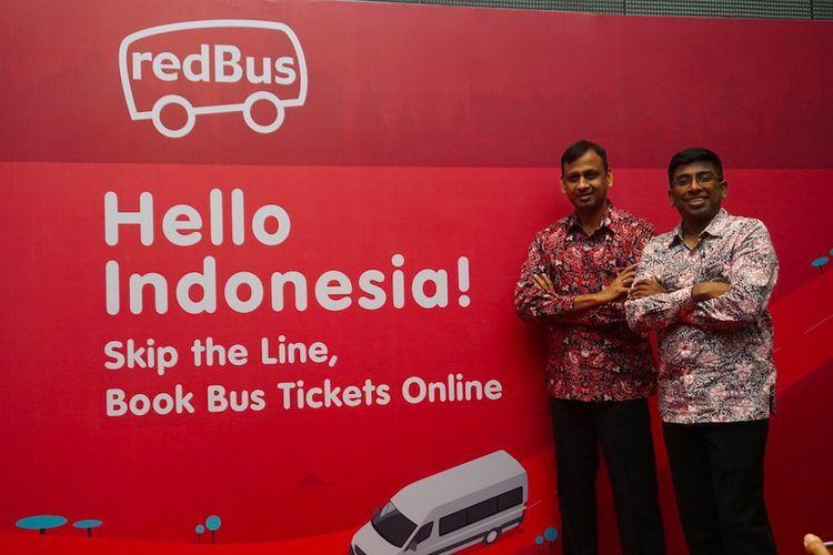 Kini Pesan Tiket Bus Antarkota Jauh Lebih Mudah dengan RedBus
