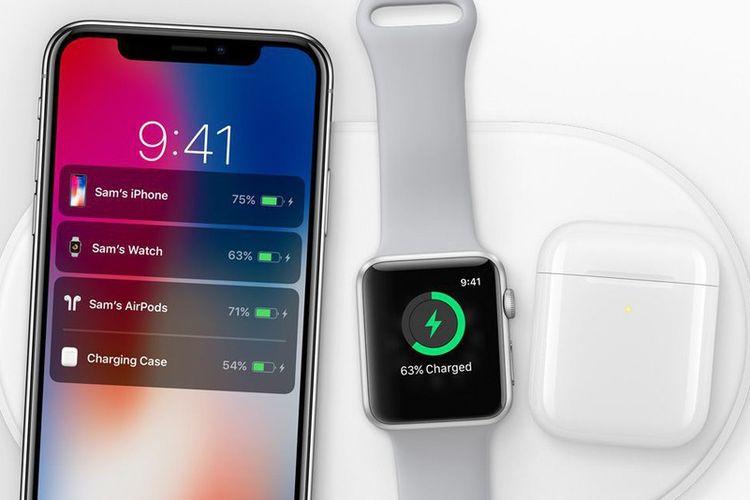Bocoran Fitur Earphone Apple AirPods Terbaru, Bisa Isi Daya Nirkabel