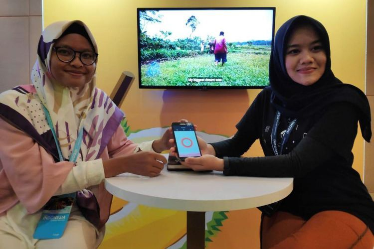Hastu Wijayasri, Sosok Programer Perempuan Difabel Indonesia