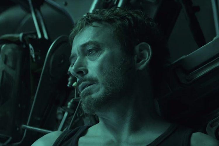 """Lewat Twitter, Fans """"Avengers"""" Minta NASA Selamatkan Tony Stark"""