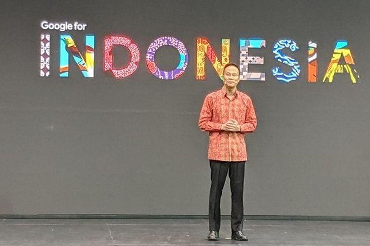 Strategi Bos Baru Google Indonesia, Dari Bisnis hingga Berita Hoax