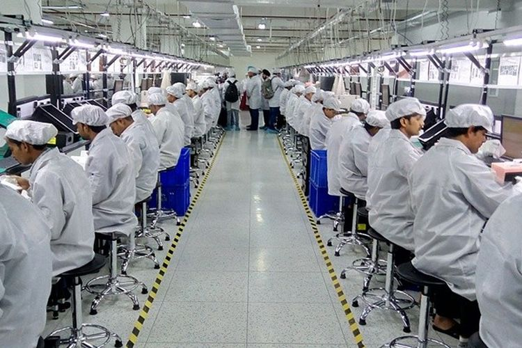 Vivo Kembali Bangun Pabrik di India dengan Modal Rp8 Triliun