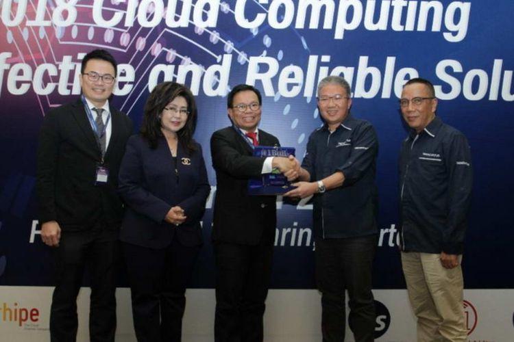Teknovatus Jadi yang Pertama Adopsi Hitachi Unified Compute Platform
