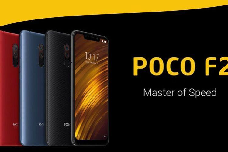 Bocoran Spesifikasi dan Skor Benchmark Ponsel Xiaomi Poco F2