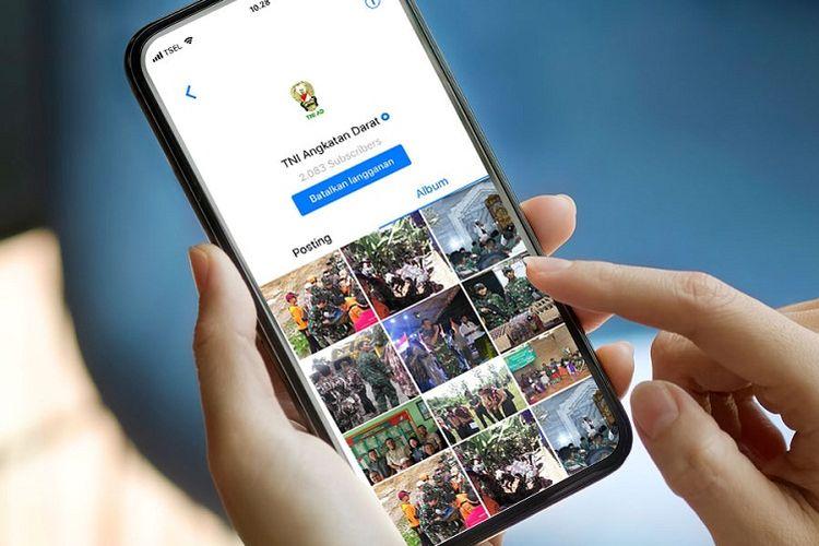 Cari Informasi Seputar TNI AD Sekarang Bisa dengan Mudah Lewat BBM