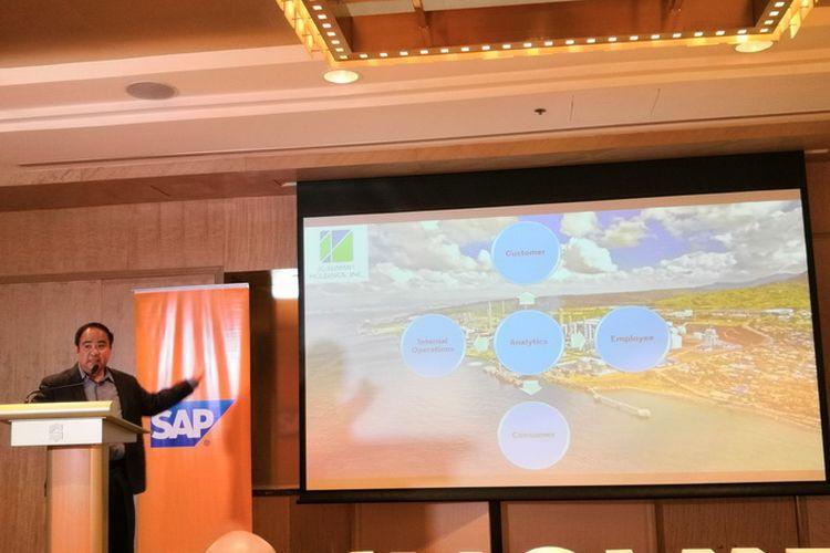 JG Summit, Menjadi Intelligent Enterprise dengan Tiga Enabler