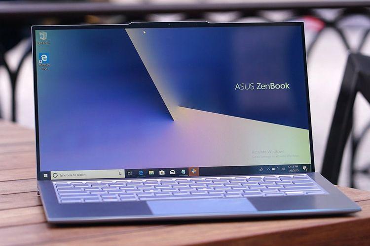 "CES 2019: Laptop Asus ZenBook S13 Usung Layar Lebar dengan ""Poni"""