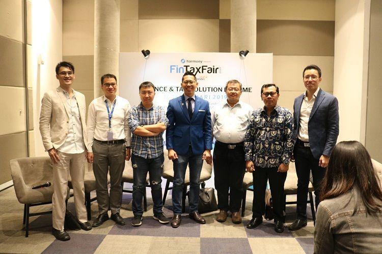 Fintax Fair 2019: Dorong Pertumbuhan Enterpreneur Muda Di Indonesia