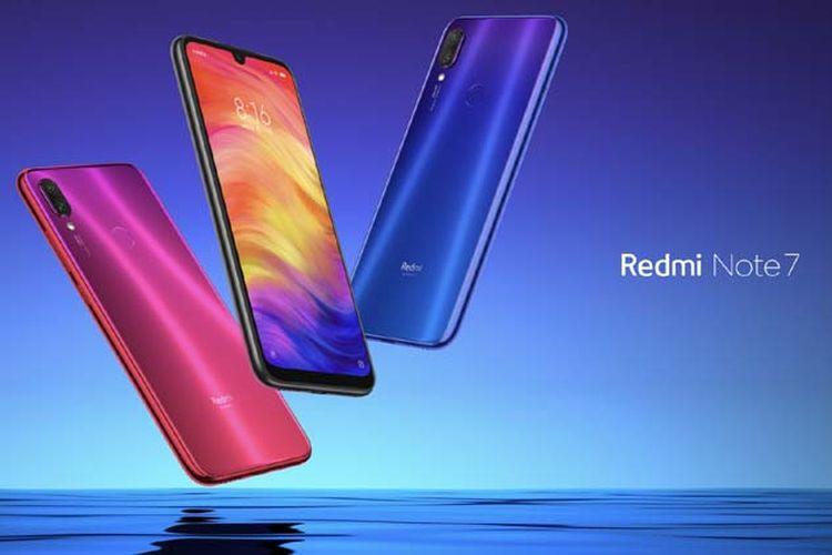 Xiaomi Redmi Note 7 dengan Kamera 48 Megapixel Dibanderol Murah