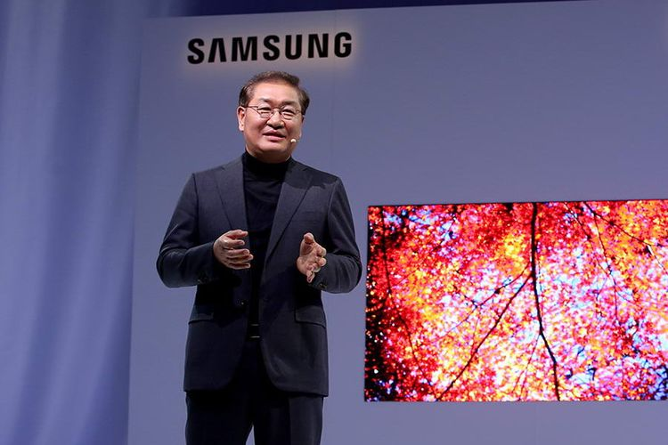 Wujudkan Connected Living, Samsung Garap Intelligence of Things