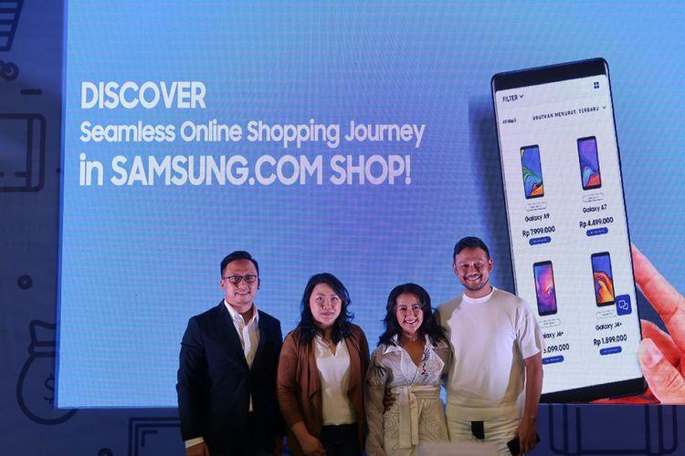 Inilah Keuntungan Beli Ponsel Samsung di Toko Online Samsung.com