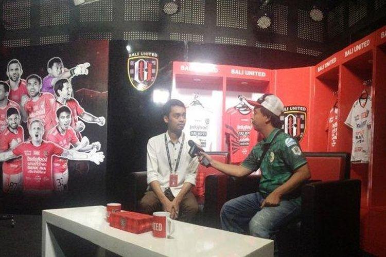 PSS Sleman Sambangi Markas Bali United dan Menimba Banyak Ilmu -  Bolasport.com