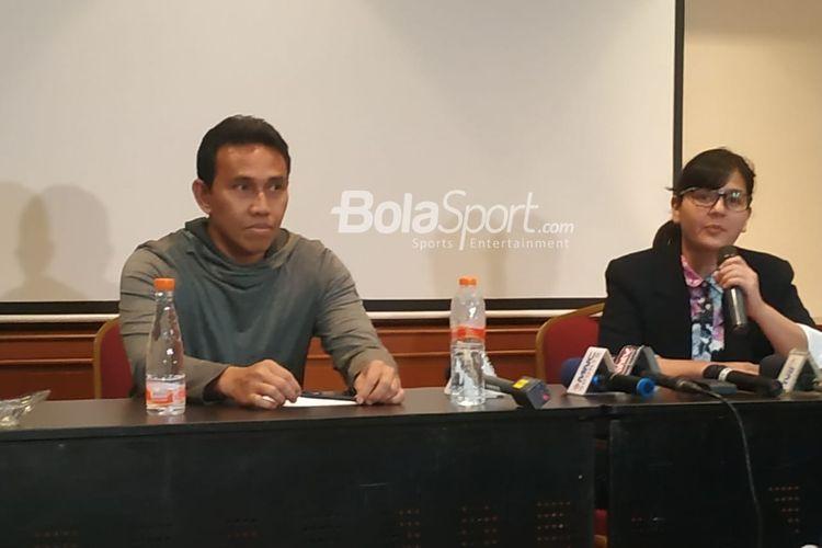 Bima Sakti Beberkan Kelebihan yang Dimiliki Timnas U-16 Indonesia