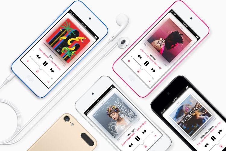 Kenapa Apple Tidak Berhenti Mengembangkan iPod Touch?