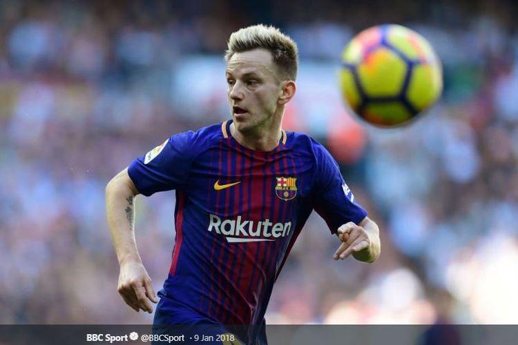 Valverde Mengamini, Ivan Rakitic Bisa Tinggalkan Barcelona Tahun Ini