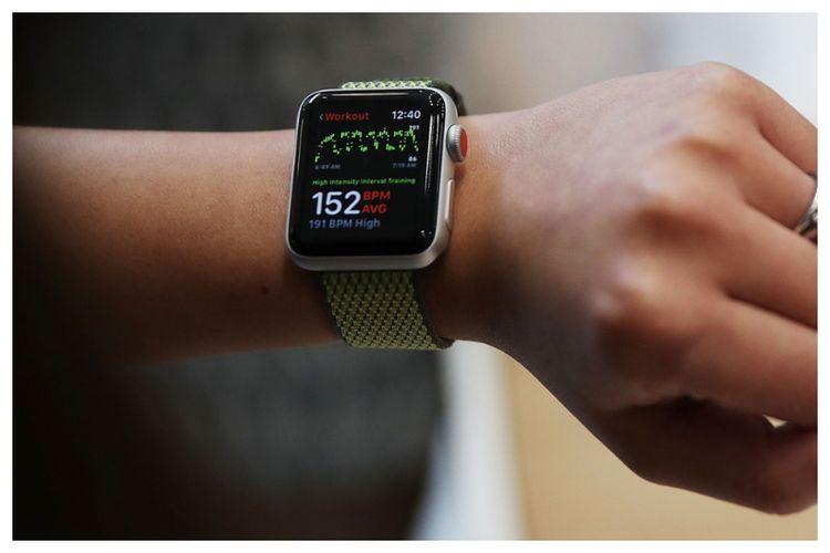 Apple Patenkan Teknologi untuk Mendeteksi Aroma Lingkungan Sekitar