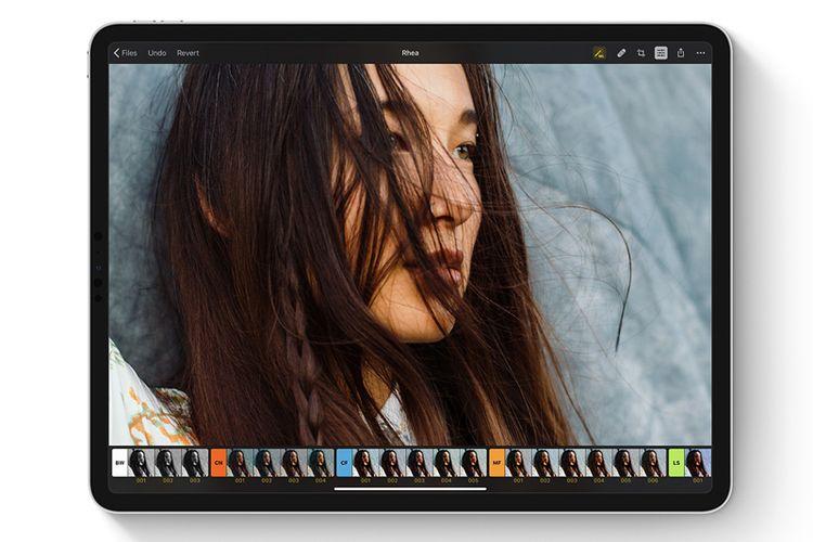 Review Pixelmator Photo: Era Baru Aplikasi Edit Foto di iPad