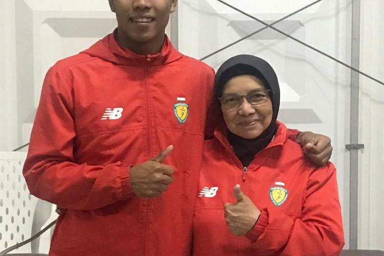 Lalu Zohri Pecahkan Rekornas Milik Manusia Tercepat Asia Tenggara pada Kejuaraan Atletik Asia
