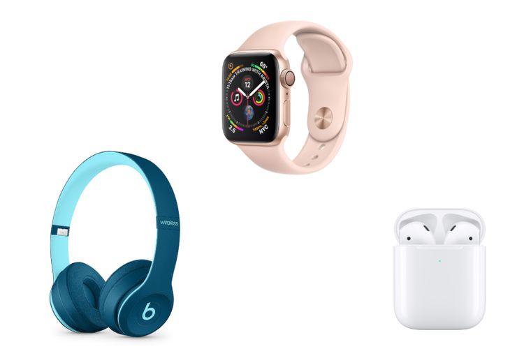 Apple Pimpin Jumlah Wearables Device Terbanyak Kuartal 1 2019