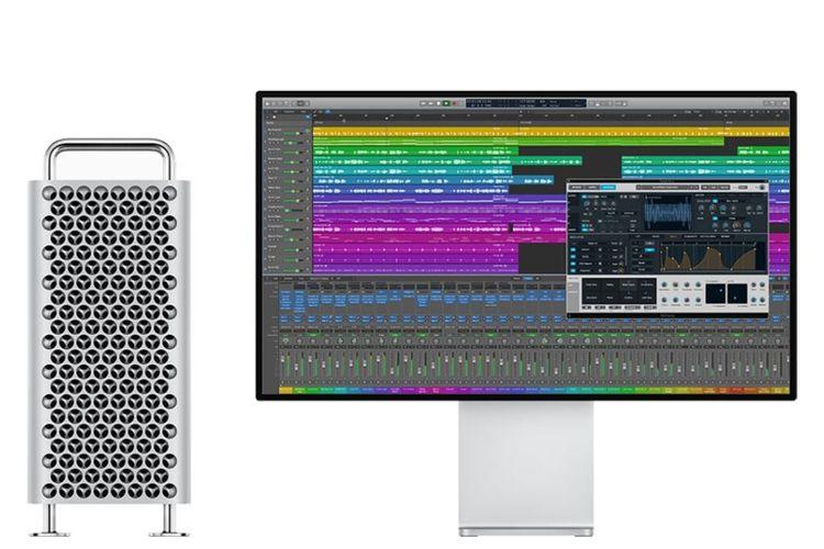 Apple Perbaharui Logic Pro X untuk Mac Pro, Mampu Kerjakan 1000 Audio Track
