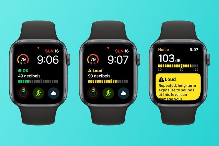 Mengenal Cara Kerja App Noise di watchOS 6