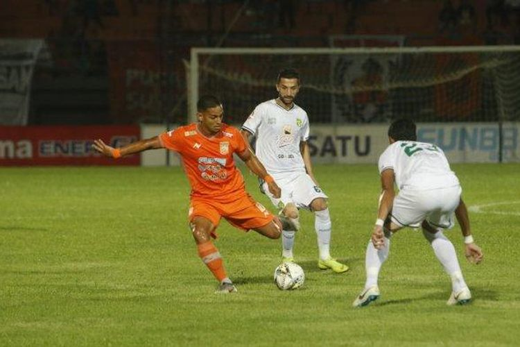Usai Takluk dari Persebaya, Borneo FC Langsung Gelar Uji Coba