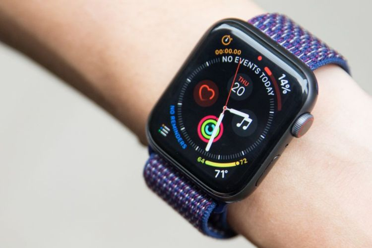 Apple Watch 4 Jadi Model Terlaris, Sumbang Pertumbuhan 22% Pada 2018