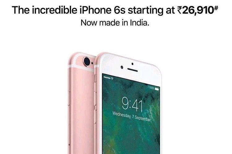 Apple Berharap Regulasi Baru Mampu Naikkan Penjualan iPhone di India