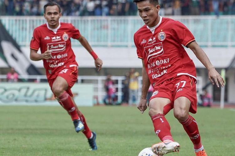 Kata Rezaldi Hehanussa Usai Jalani Debut Liga 1 2019 bersama Persija Jakarta