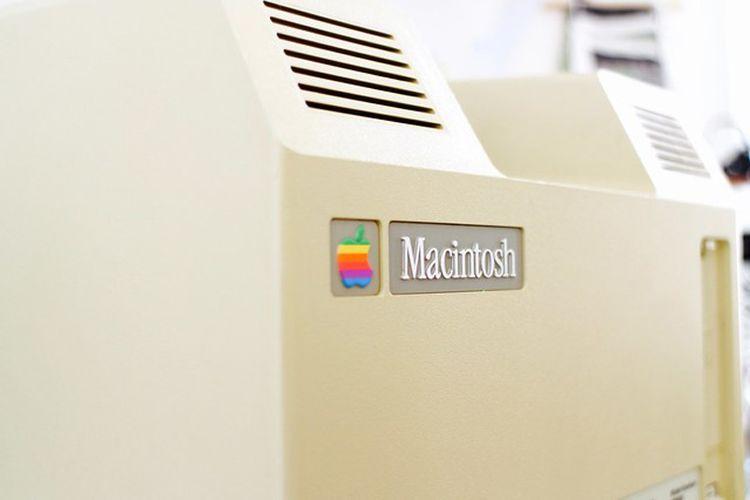 (Rumor) Logo Apple dengan Warna Pelangi Akan Kembali Digunakan