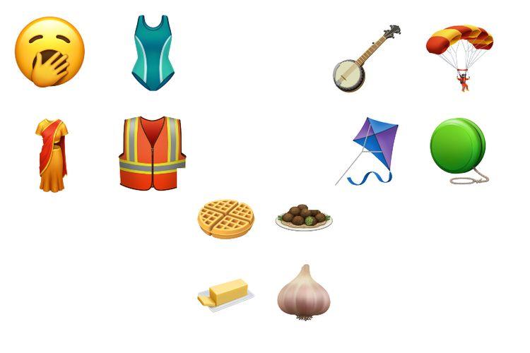 Peringati Hari Emoji, Apple Perkenalkan Emoji Baru yang Akan Rilis