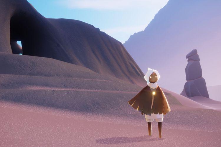 Game Sky: Children of the Light Rilis di App Store, Segera Unduh!