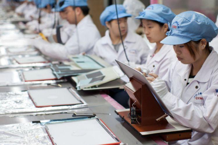 Pencurian di Pabrik Apple: Dari Simpan di Sepatu hingga Gali Lubang