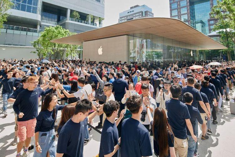 Menteri Perindustrian Sebut Apple Akan Masuk Indonesia, Kapan?