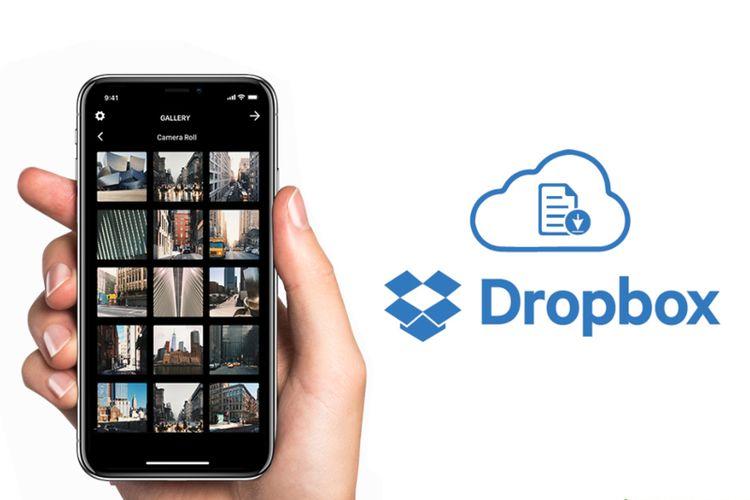 Dropbox Kini Mendukung Transfer File Ukuran Besar, Hingga 100 GB