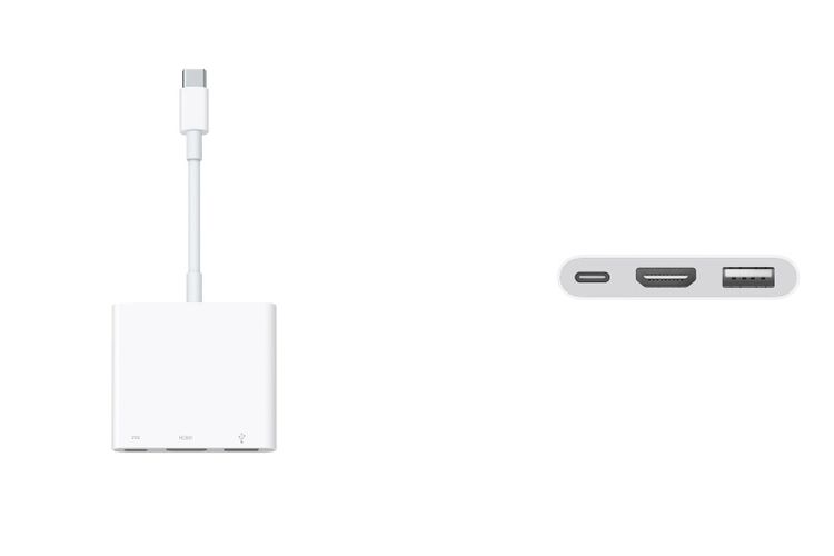 Apple Hadirkan Adapter USB-C Mac dan iPad Pro ke HDMI 2.0 dan USB