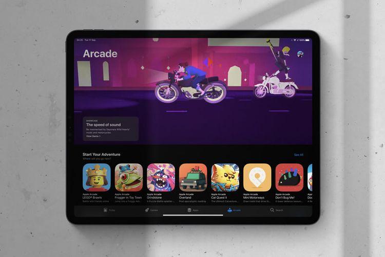 Cara Berlangganan Apple Arcade dan Daftar Games yang Tersedia
