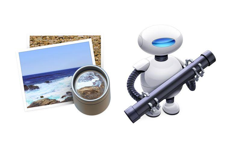 Cara Mengkonversi Gambar HEIC ke JPG dengan Automator di Mac